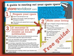 Your free guide to renting out space in your house